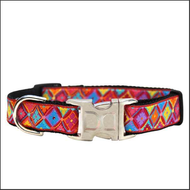 Bali Breeze Dog Collar - pooche supplies