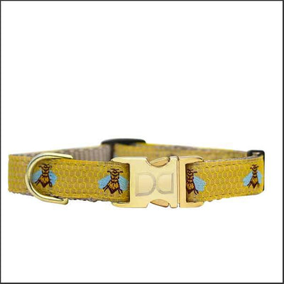 Honey Bee Dog Collar - pooche supplies