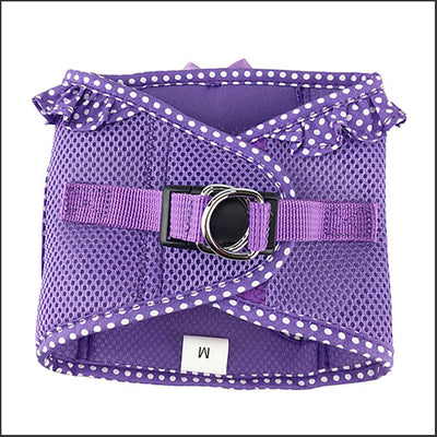 Cute Dog Harness with Bow - Step In - Choke Free - pooche supplies