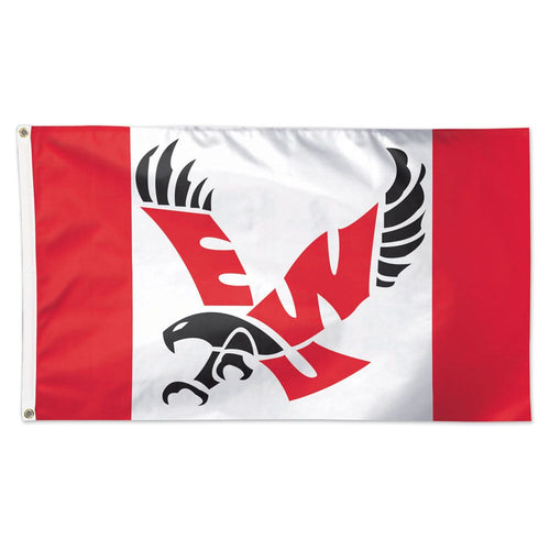 3x5 Eastern Washington University Team Flag