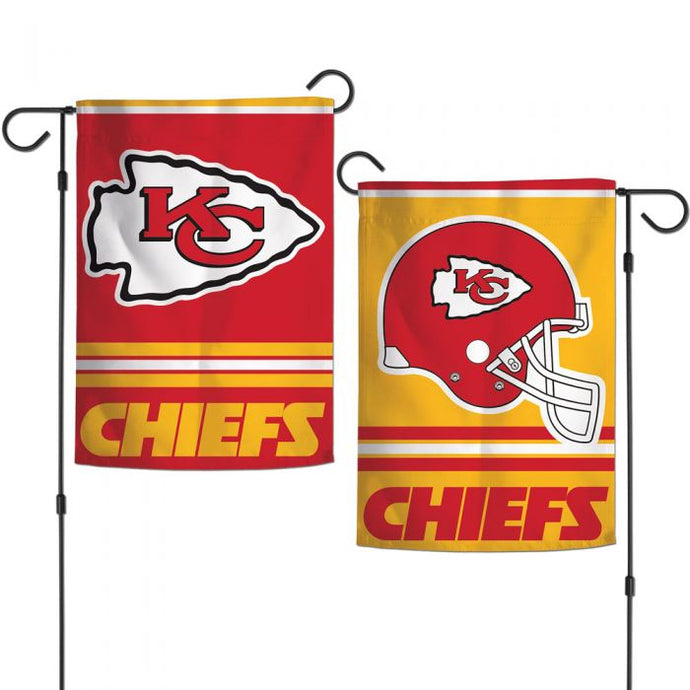 Kansas City Chiefs Garden Flag
