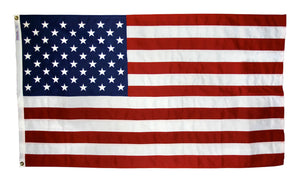 2.5x4 American Outdoor Sewn Nylon Flag