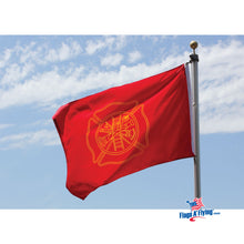Load image into Gallery viewer, 3x5 Firefighters Outdoor Nylon Flag