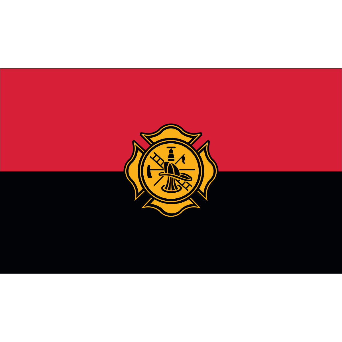Load image into Gallery viewer, 3x5 Firemen Remembrance Outdoor Nylon Flag