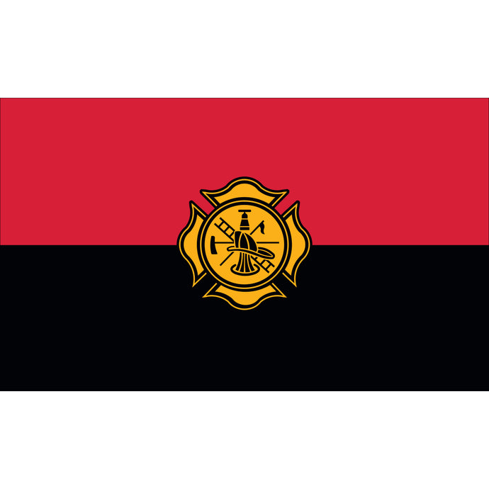 3x5 Firemen Remembrance Outdoor Nylon Flag