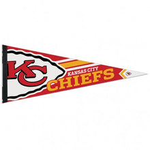 Load image into Gallery viewer, Kansas City Chiefs Premium Pennant
