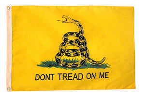 3x5 Gadsden Historical Nylon Flag