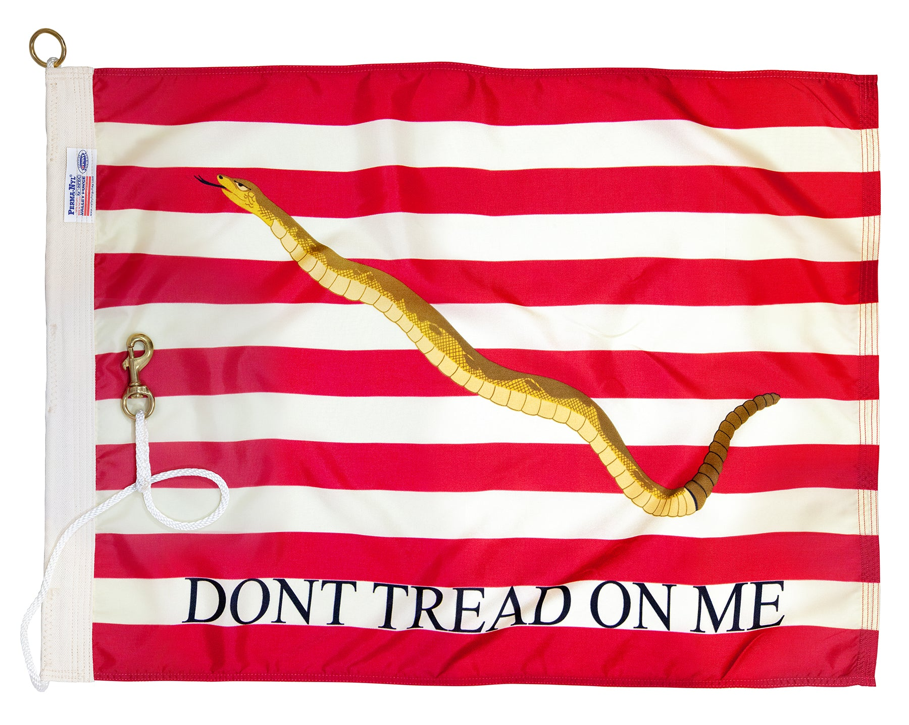 "Load image into Gallery viewer, 5'8-3/4""x6'9-3/4"" First Navy Jack Historical Government Spec Nylon Flag"