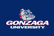 Load image into Gallery viewer, 2x3 Gonzaga University Bulldogs Team Flag; Polyester H&G