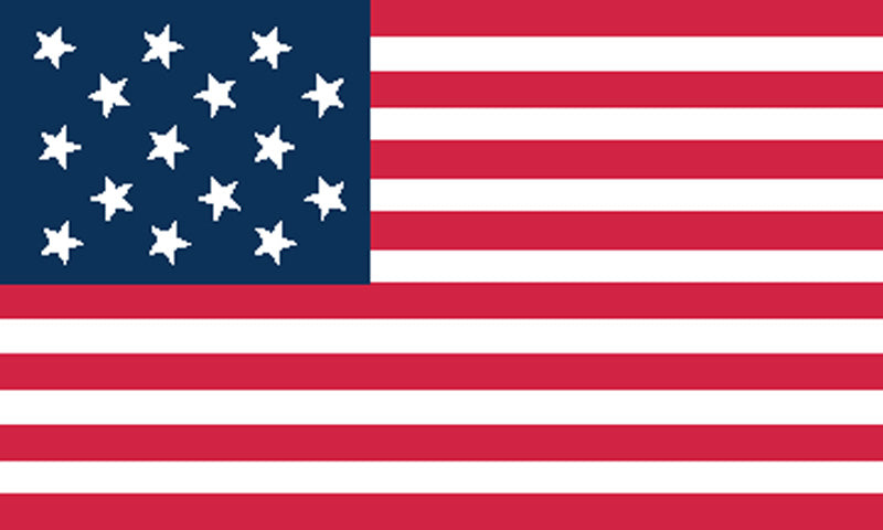 Load image into Gallery viewer, 3x5 Fort McHenry Star Spangled Banner Historical Nylon Flag