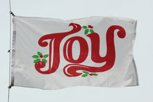 Load image into Gallery viewer, 3x5 Joy Seasonal Outdoor Nylon Flag