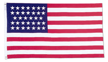 Load image into Gallery viewer, 2x3 34 Star Union Civil War Historical Printed Nylon Flag
