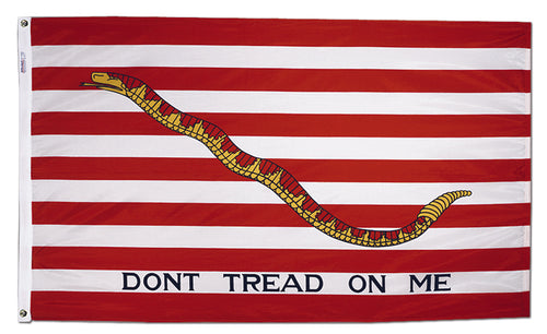 5x8 First Navy Jack Historical Nylon Flag