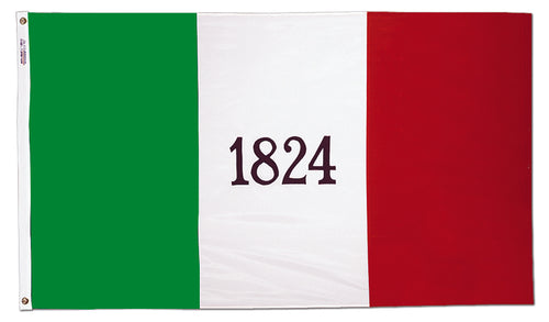 2x3 Alamo 1824 Historical Nylon Flag