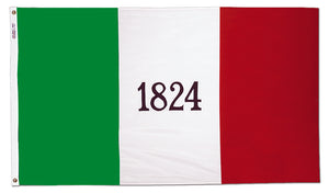 5x8 Alamo 1824 Historical Nylon Flag