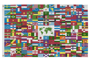 3x5 Flags of the World Outdoor Nylon Flag