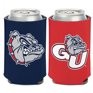 Gonzaga Bulldogs Can Cooler for 12 oz Can