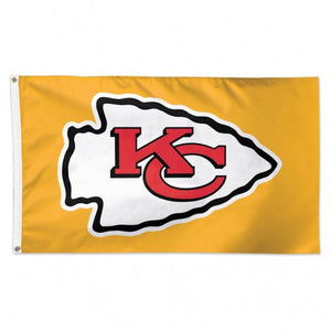 Kansas City Chiefs Polyester Team Flag