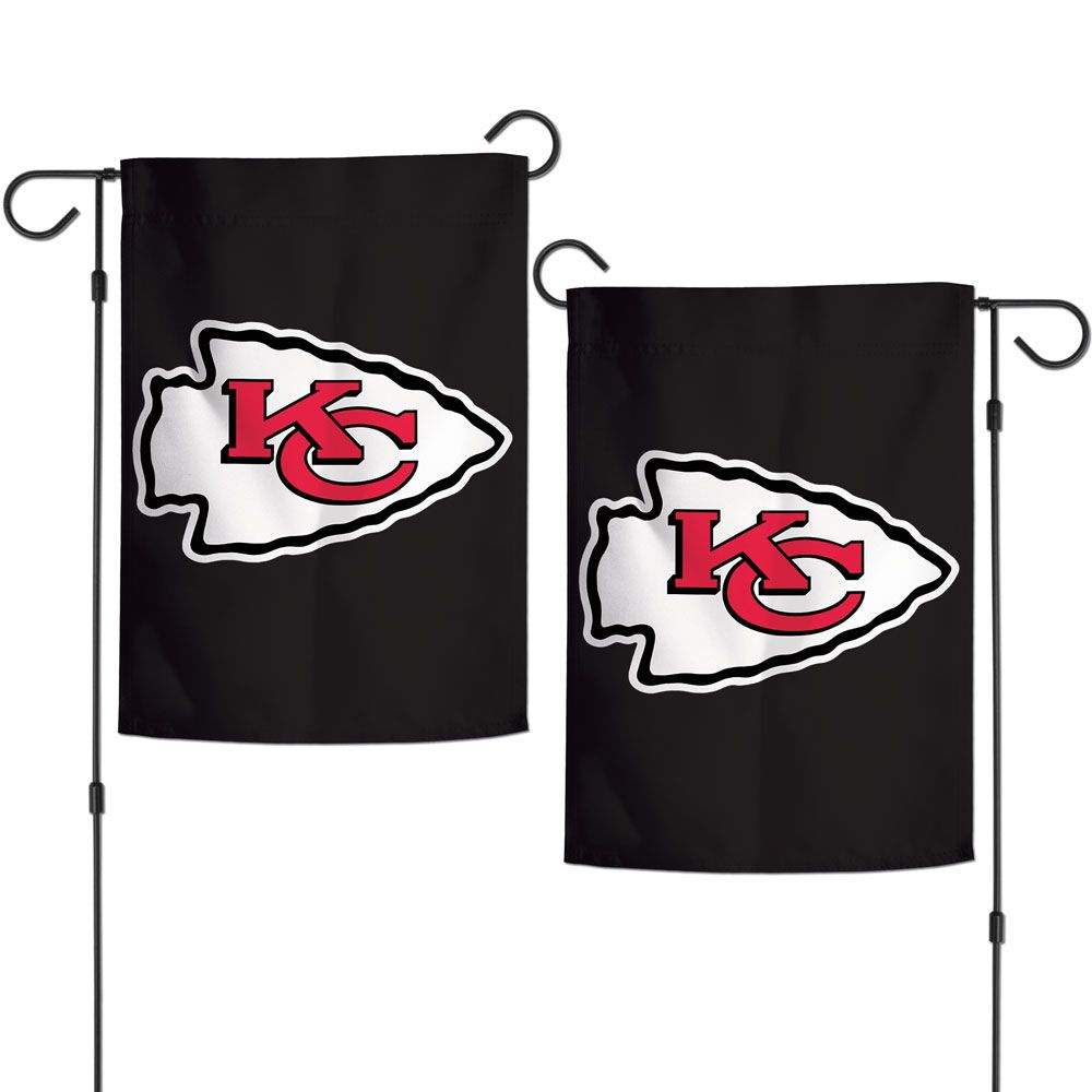 Load image into Gallery viewer, Kansas City Chiefs Garden Flag