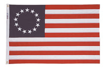 "Load image into Gallery viewer, 12""x18"" Betsy Ross Printed Historical Nylon Flag"