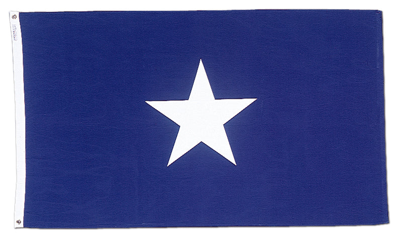Load image into Gallery viewer, 3x5 Bonnie Blue Historical Nylon Flag