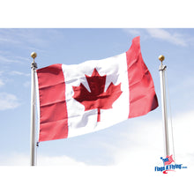 Load image into Gallery viewer, 5x8 Canada Outdoor Sewn Polyester Flag
