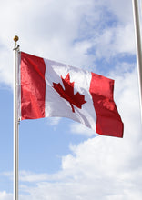 Load image into Gallery viewer, 2x3 Canada Outdoor Sewn Nylon Flag