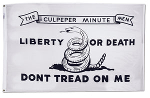 6x10 Culpeper Historical Nylon Flag