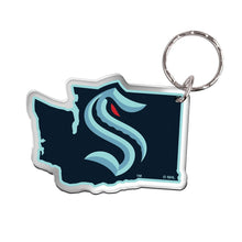 Load image into Gallery viewer, Seattle Kraken Keychain