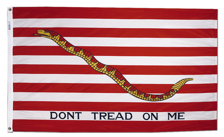 Load image into Gallery viewer, 6x10 First Navy Jack Historical Nylon Flag