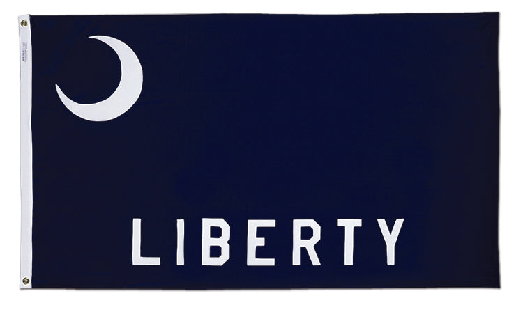 Load image into Gallery viewer, 5x8 Fort Moultrie Historical Nylon Flag