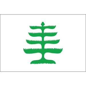 5x8 Pine Tree Historical Nylon Flag