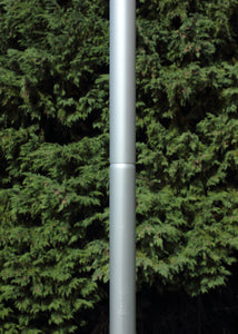 25' 6-Section Aluminum Flagpole