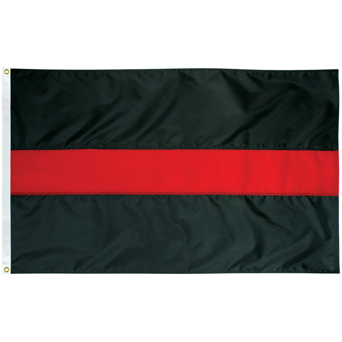 Load image into Gallery viewer, 6x10 Thin Red Line Outdoor Nylon Flag