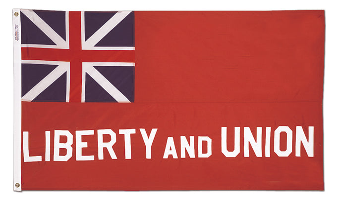 2x3 Taunton Historical Nylon Flag