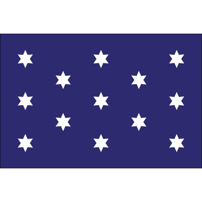 2x3 Washington's Commander in Chief Historical Nylon Flag