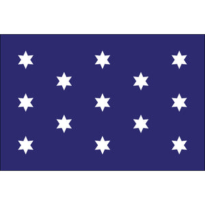 5x8 Washington's Commander in Chief Historical Nylon Flag