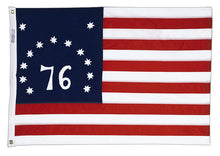 Load image into Gallery viewer, 4x6 Bennington Historical Nylon Flag