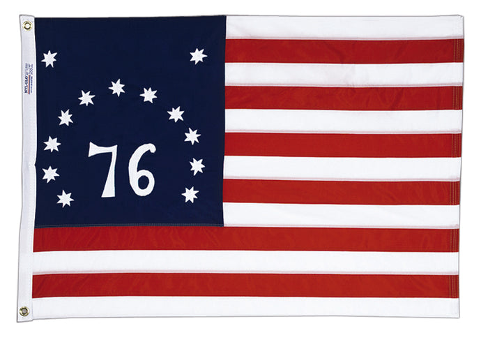 4x6 Bennington Historical Cotton Flag