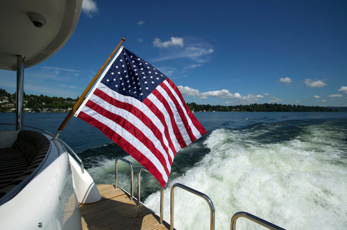 US Ensign American Flag for Boat