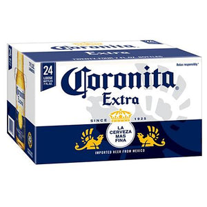 Coronita Extra 7oz Bottle 24 Pack
