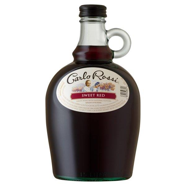 Carlo Rossi Sweet Red 1.5L