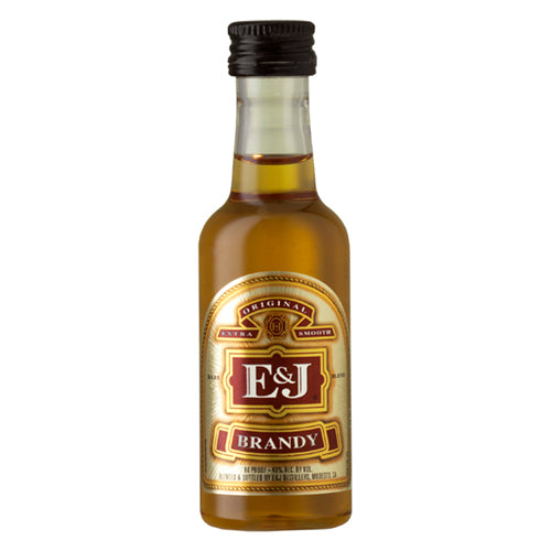 E & J Brandy VS 50ml