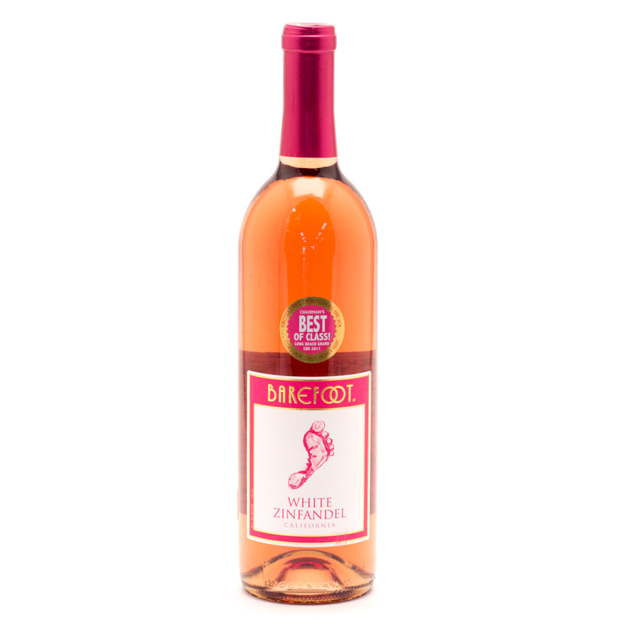 Barefoot White Zinfandel 750ml