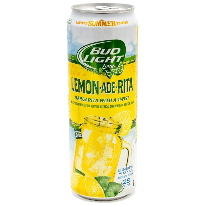 Bud Light Lime Lemon-Ade-Rita 25oz Can
