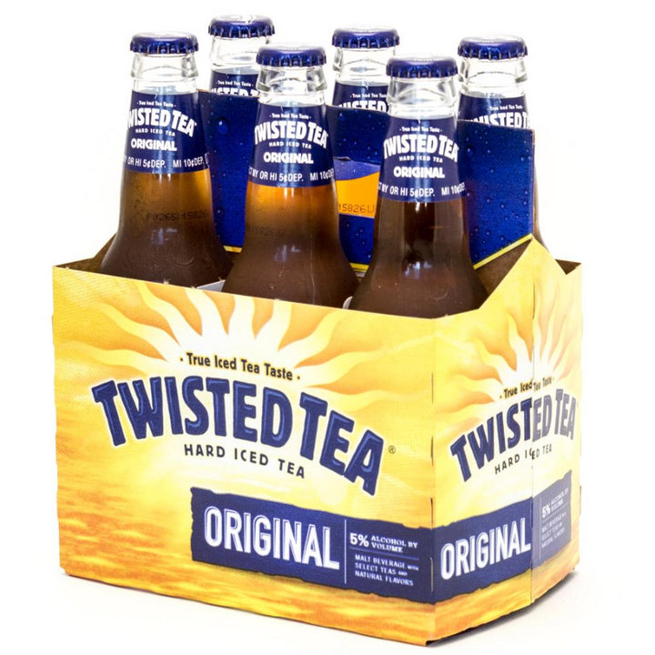 Twisted Tea 12oz Bottle 6 Pack