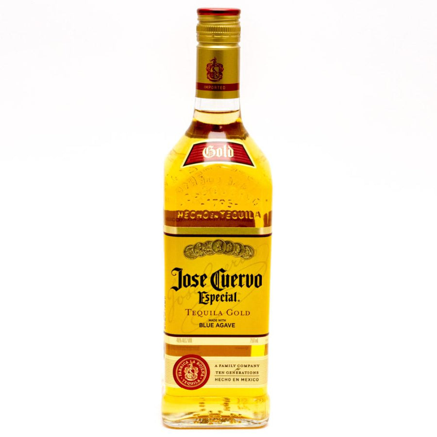 Jose Cuervo Especial Gold Tequila 750ml