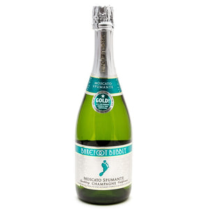 Barefoot Bubbly Moscato Spummante Champagne 750ml