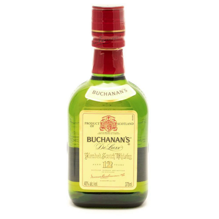 Buchanan's 12 Year Scotch 375ml