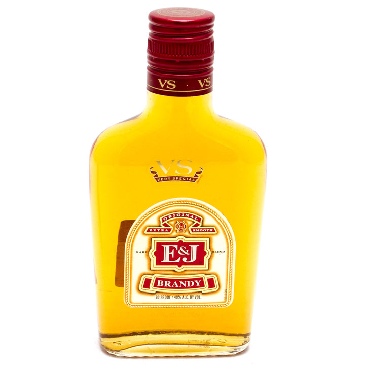 E & J Brandy VS 200ml